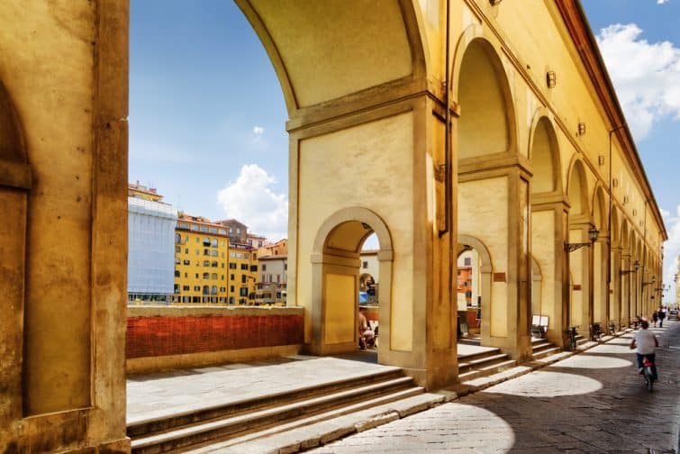 Le Corridoio Vasariano