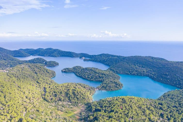 Parc National Mljet