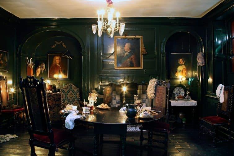 Dennis Severs' House, Shoreditch, Londres