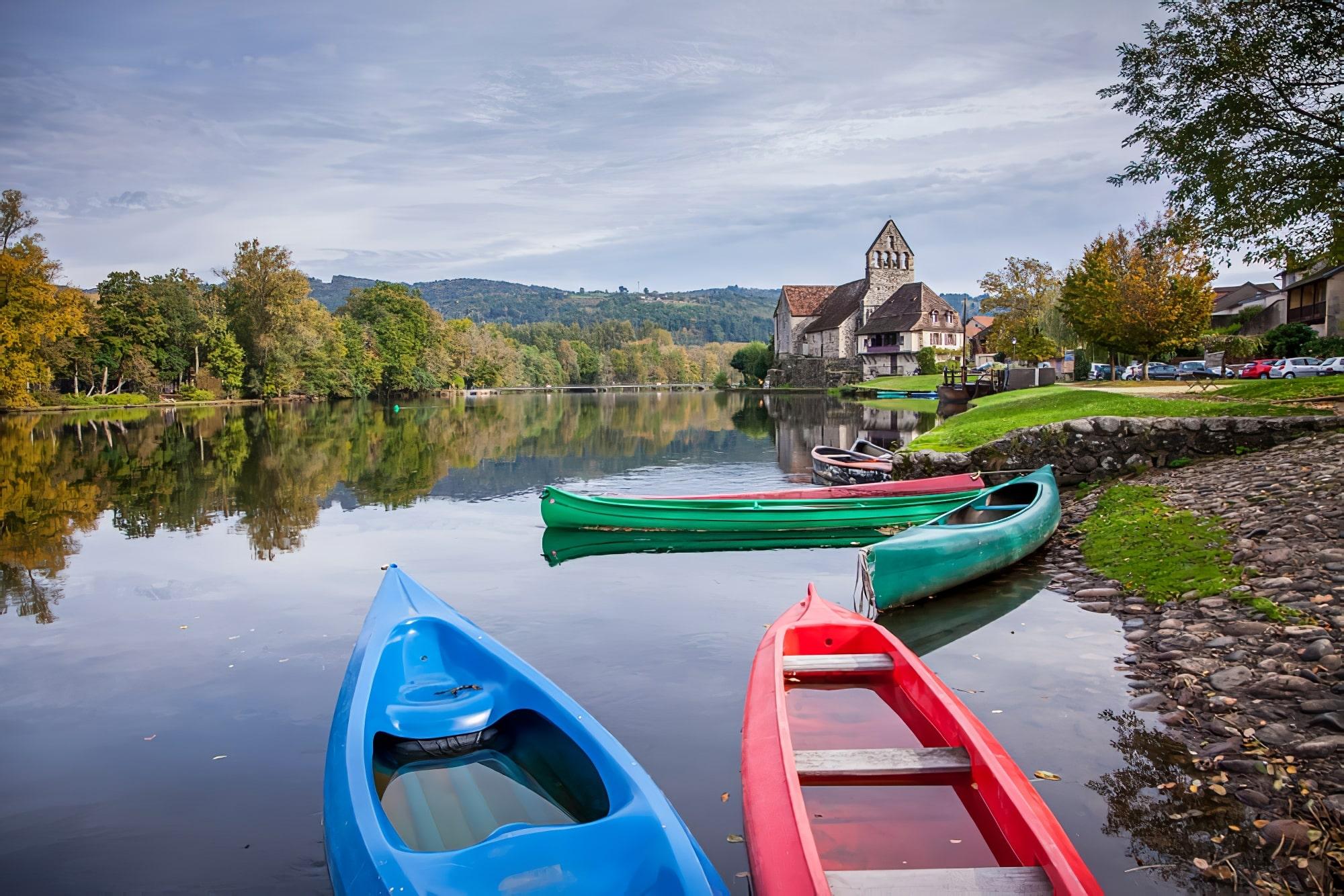 Où faire du canoë kayak en Dordogne ?