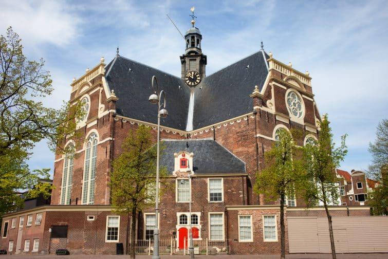 Eglise de Noorderkerk, Jordaan, Amsterdam