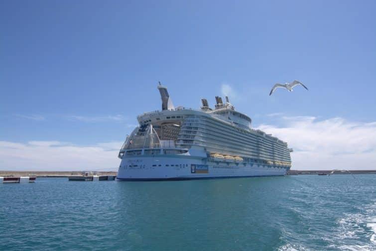Ferry à Palma de Majorque
