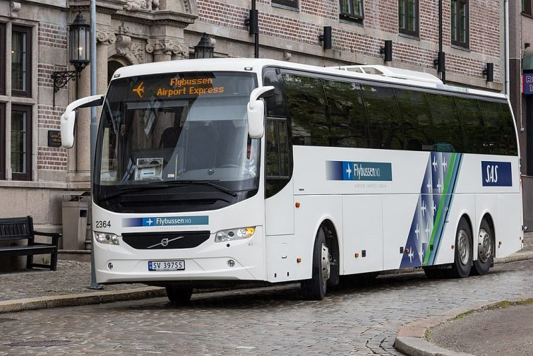 Flybussen Airport Express