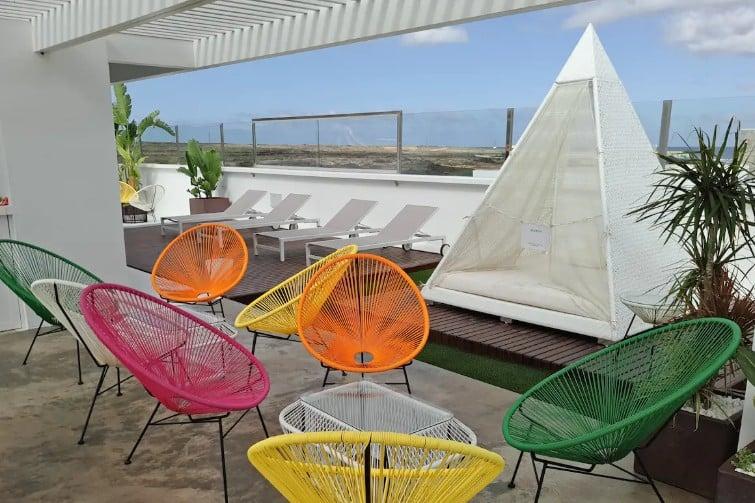 Appartement avec piscine à Corralejo
