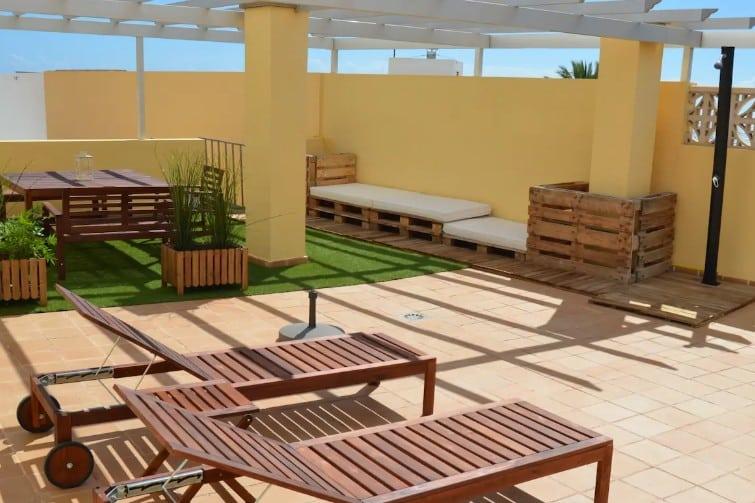 Appartement en bord de mer à Morro Jable