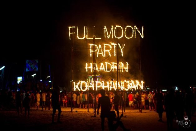 Full Moon Party à Ko Pha Ngan en Thaïlande : guide complet