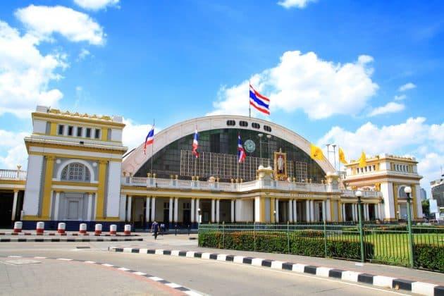 Guide du quartier Hua Lamphong à Bangkok
