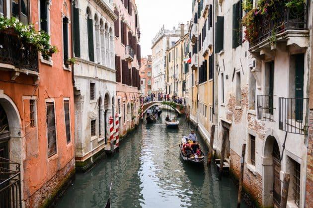 Visiter Venise en gondole : réservations & tarifs