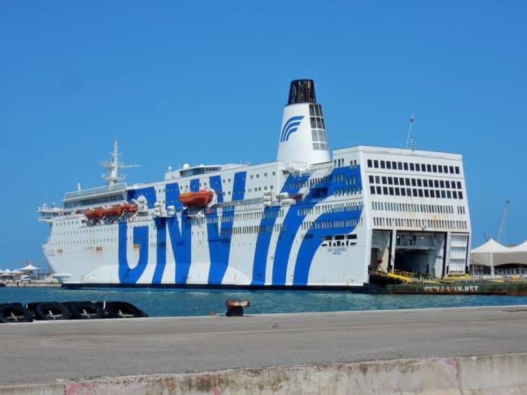 grandi navi ferry