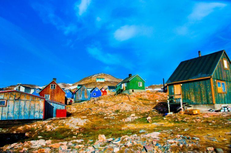 groenland hébergement