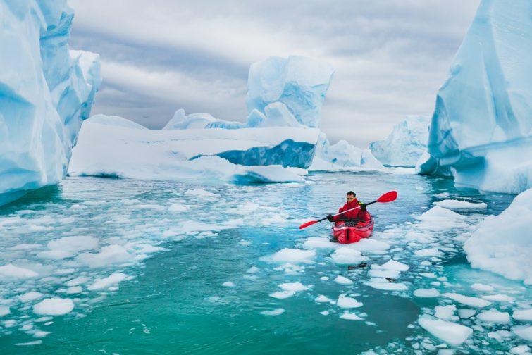 groenland kayak