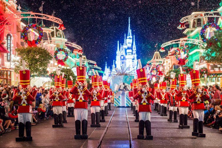 Parade à Disney World, Orlando
