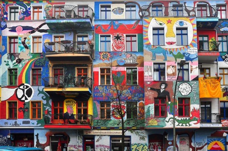 Histoire du street art à Berlin