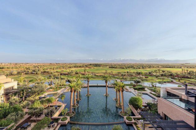Les 7 meilleurs hôtels avec vue sur Marrakech