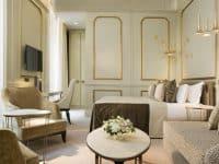 Les hôtels les plus romantiques de Paris