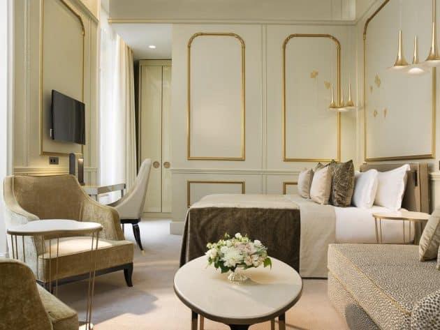 Les 7 hôtels les plus romantiques de Paris