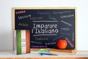 Parler italien