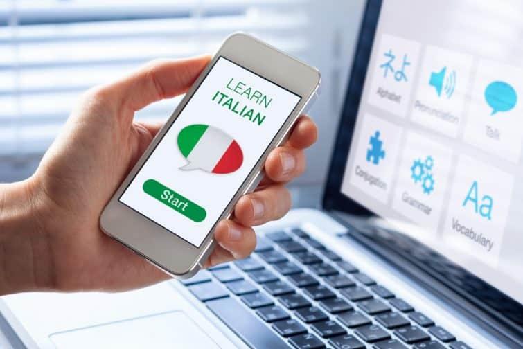 Applications pour pratiquer l'italien