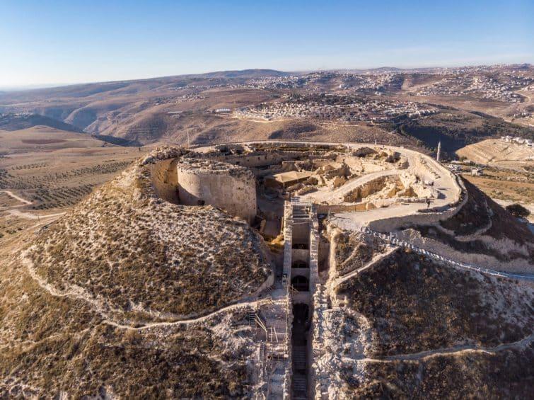 L'Hérodion de Jérusalem