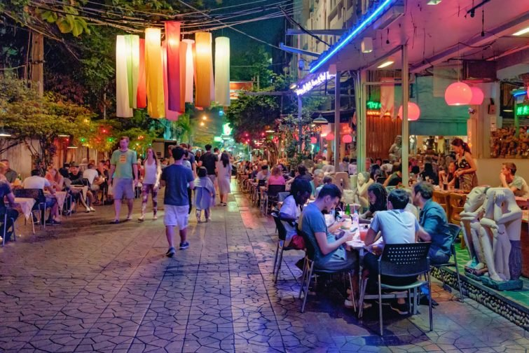 khao san road bar