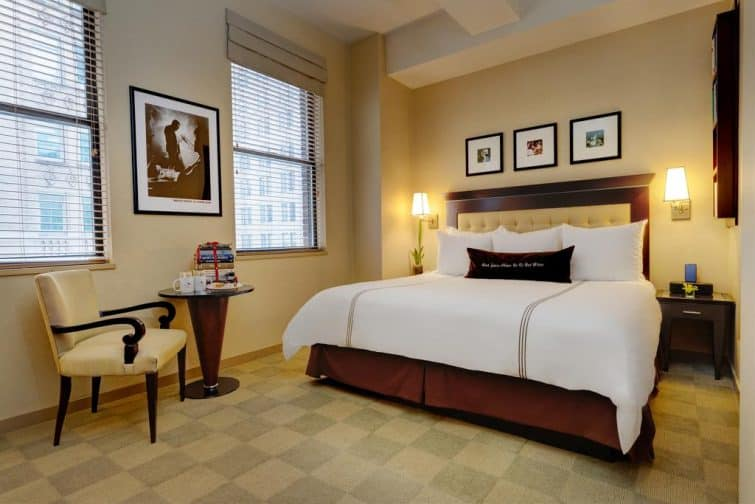 Chambre Library Hotel, New York