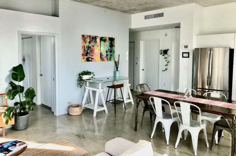 Loft à Miami Downtown