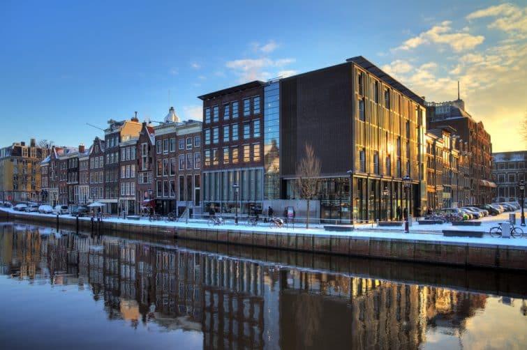 La Maison d'Anne Frank, Amsterdam