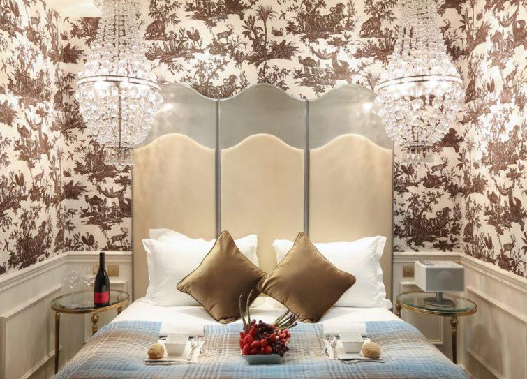 Hôtels romantiques à Paris : Maison Favart