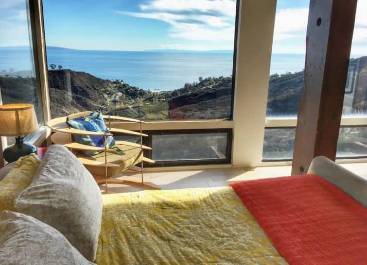 Maison à Malibu avec vue sur l'océan, Los Angeles