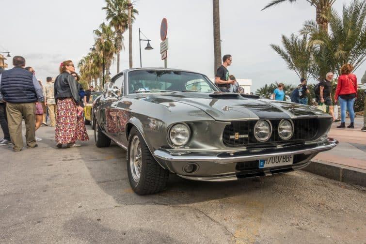 Louer une voiture à Malaga