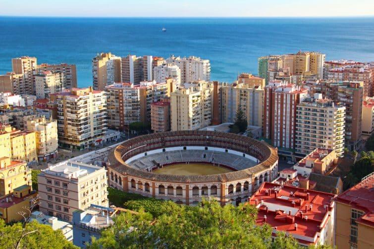 Plaza de los Toros, Malaga