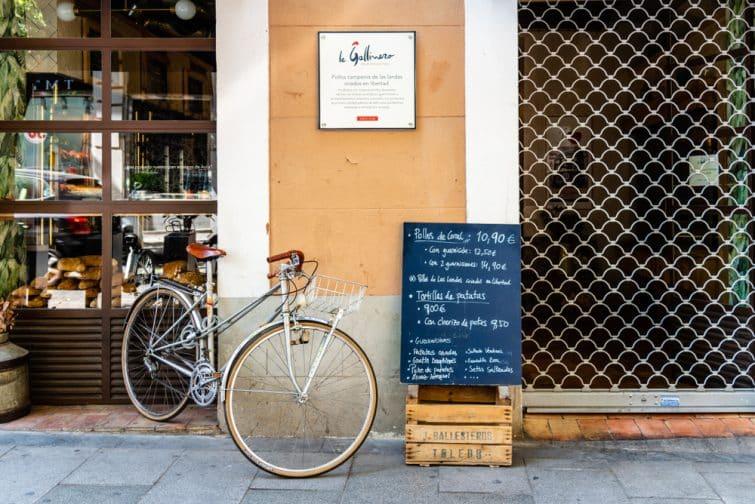 malasana vélo
