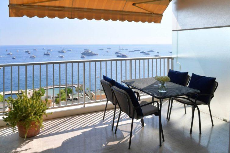 Appartement avec vue sensationnelle sur la Méditerranée