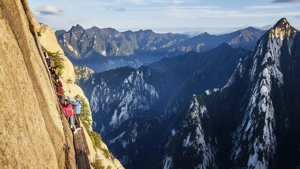 mont Hua