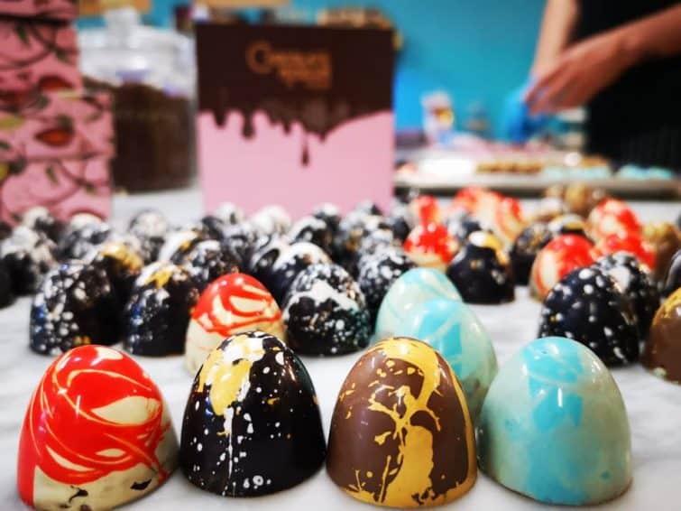 Visites guidées autour du chocolat à Vienne
