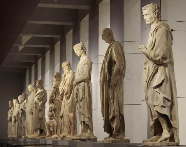 Musée de l'Opera del Duomo de Florence