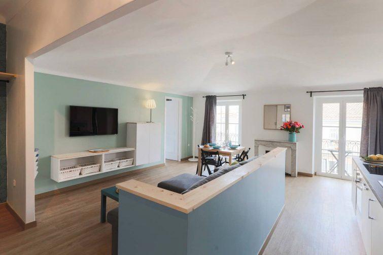 Splendide appartement avec vue panoramique