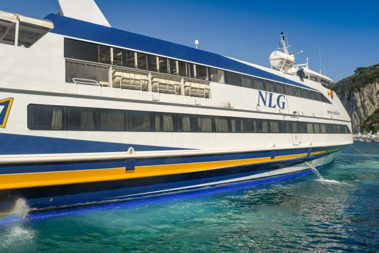 nlg capri ferry