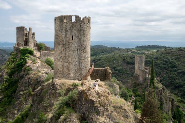 14 châteaux cathares à visiter en Occitanie