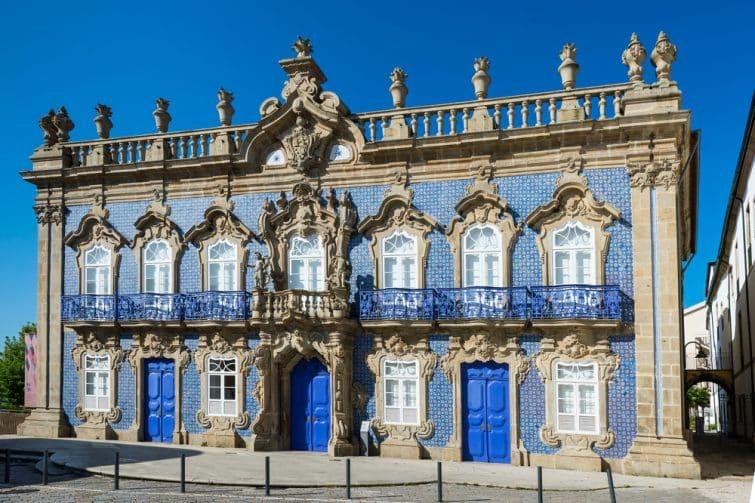 Palácio do Raio, Braga