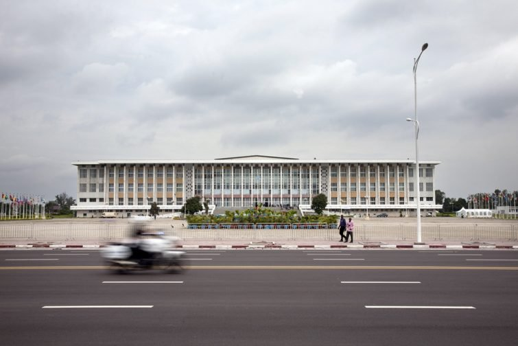 Loger à Kinshasa à La Gombe