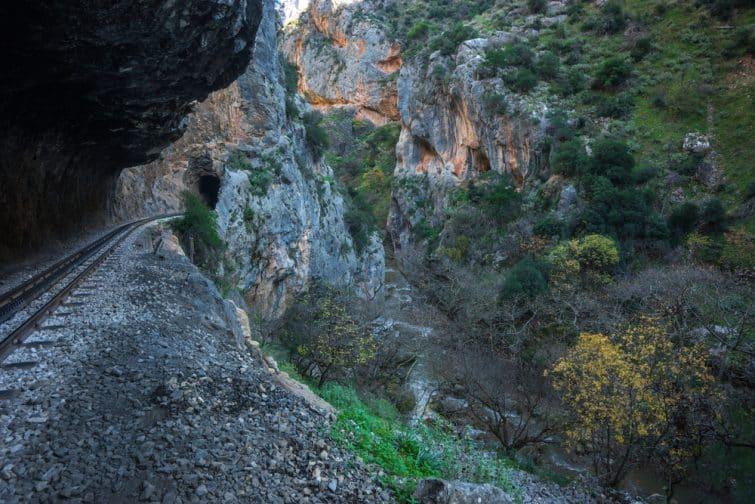 Les Gorges de gorges de Vouraïkos