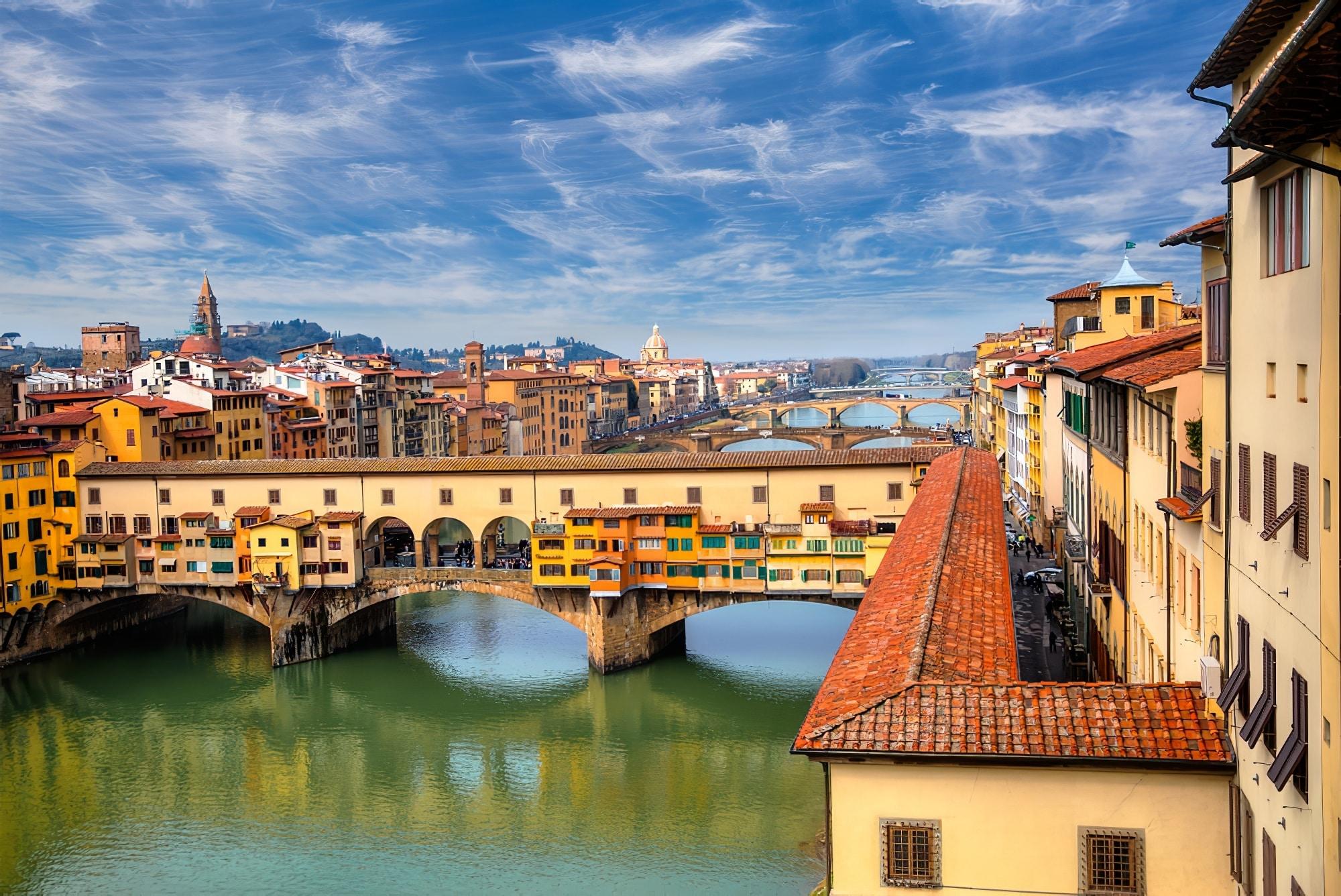 Le Ponte Vecchio, lieu à absolument inclure dans vos itinéraires de Florence