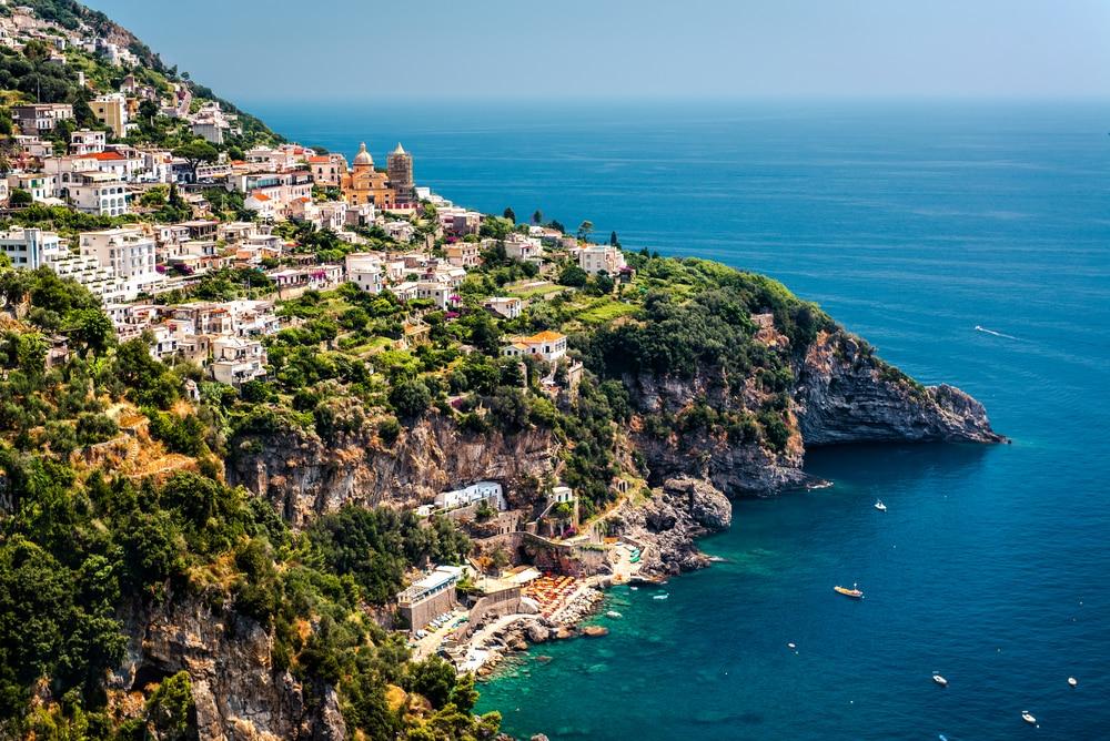 Visiter la Côte Amalfintaine en passant par Praiano