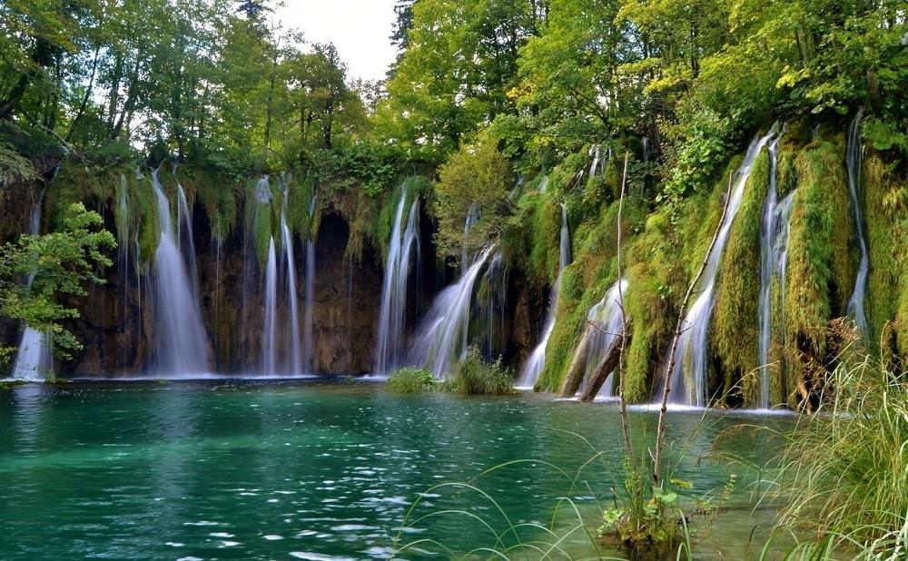 Randonnées parc national de Plitvice