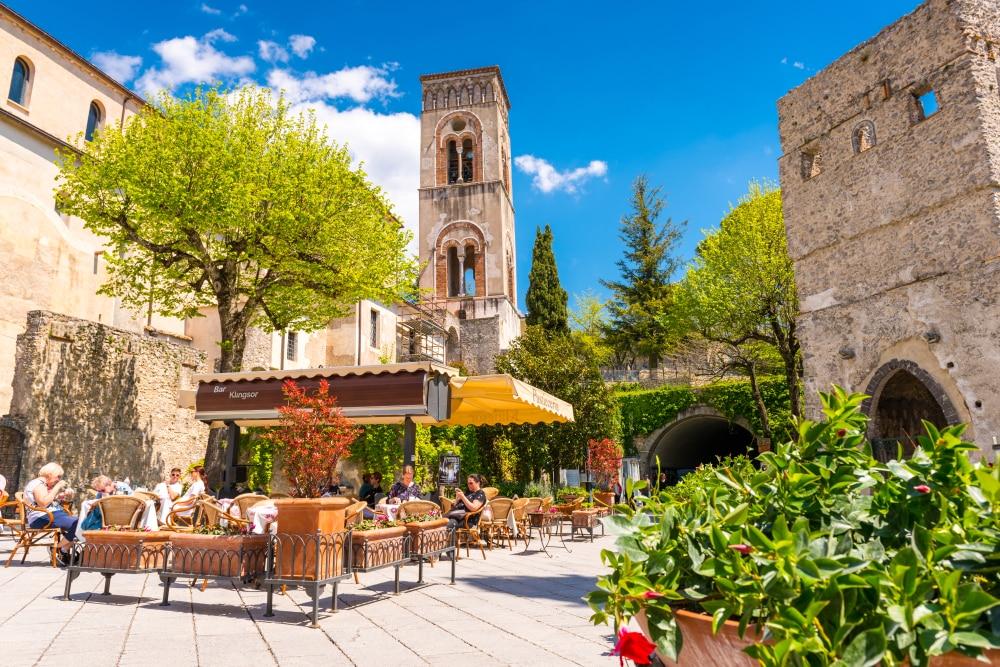 Village de Ravello, Italie