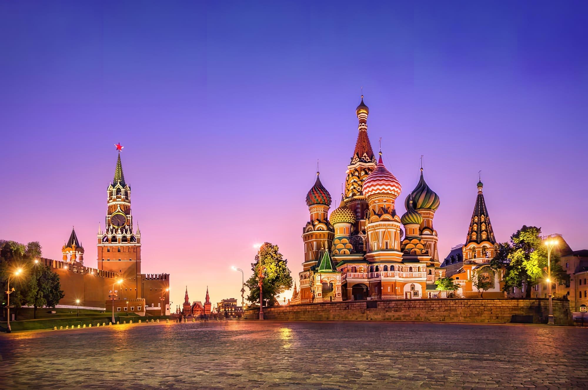 Assurance voyage en Russie