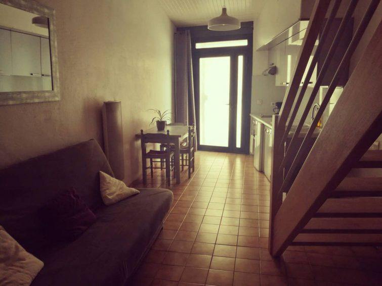 Petit appartement romantique au cœur de ville