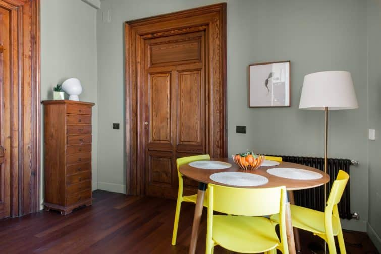 Appartement historique au centre de Palerme