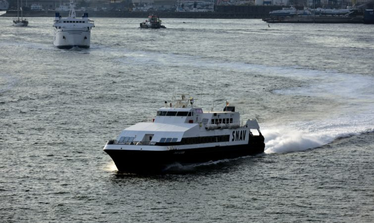 snav ferry naples